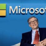 Bill Gates, Microsoft Yönetim Kurulundan İstifa Etti!