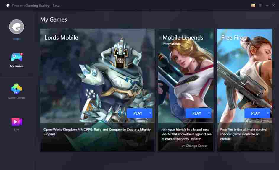 Tencent Emulator For PUBG compressed