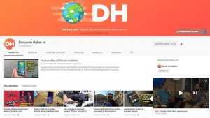 Donanım Haber Youtube Sayfası Ele Geçirildi