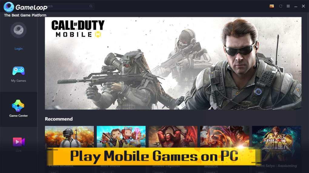 gameloop gameloop screenshot 1