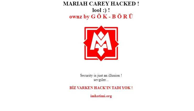 mariah carey hacklendi 1