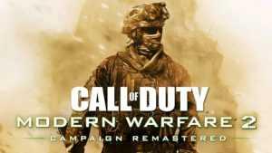 Call of Duty: Modern Warfare 2 Campaign Remastered Yarın Gelebilir !