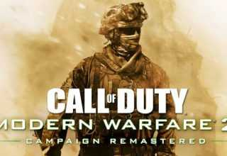 Call of Duty: Modern Warfare 2 Campaign Remastered Yarın Gelebilir !