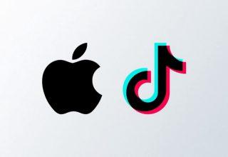 Apple Tiktok Hesabı Açtı !