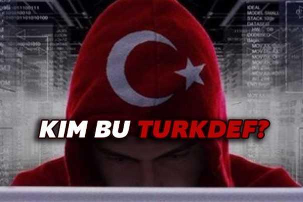 Kimdir bu Turkdef?