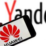 Şimdi Google düşünsün! Yandex ile Huawei anlaştı
