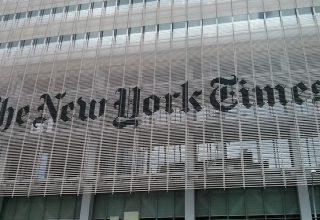 The New York Times Gazetesi Hacklendi !