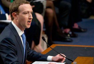 Trump'ın paylaşımını kaldırmayan Mark Zuckerberg'e protesto