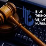 Türkiye'de Bilişim Hukuku!
