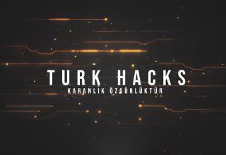 İnternetin Görünmez Yüzü: TürkHacks