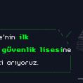 Türkiye'nin İlk Siber Güvenlik Lisesi Açıldı!