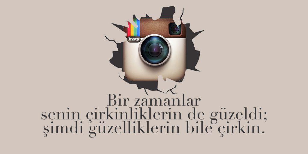 Instagram Fotoğraf Altına Yazılacak Sözler