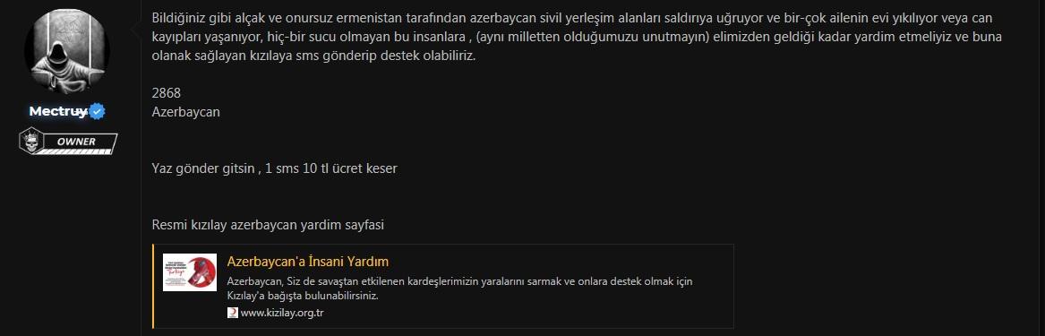 azerbaycan yardim kampanyasi