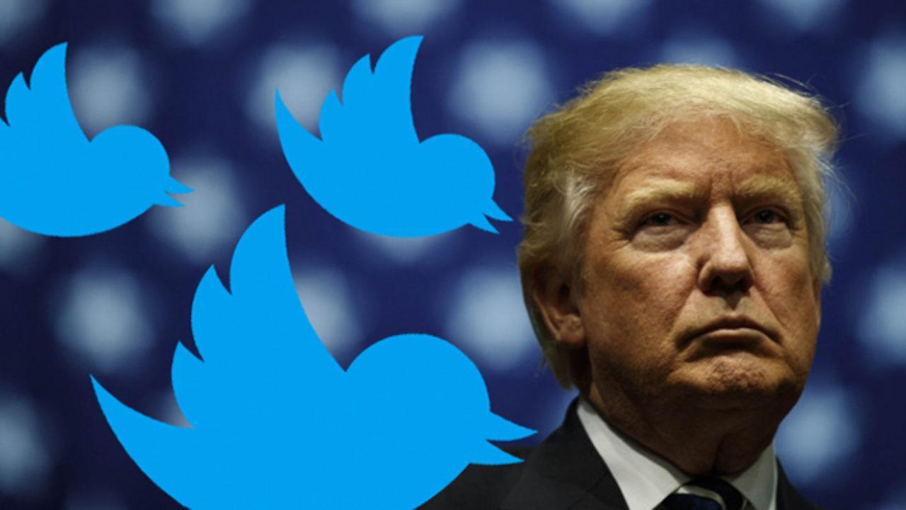 Donald Trump'ın Twitter Hesabındaki Kullandığı Şifre Açıklandı !