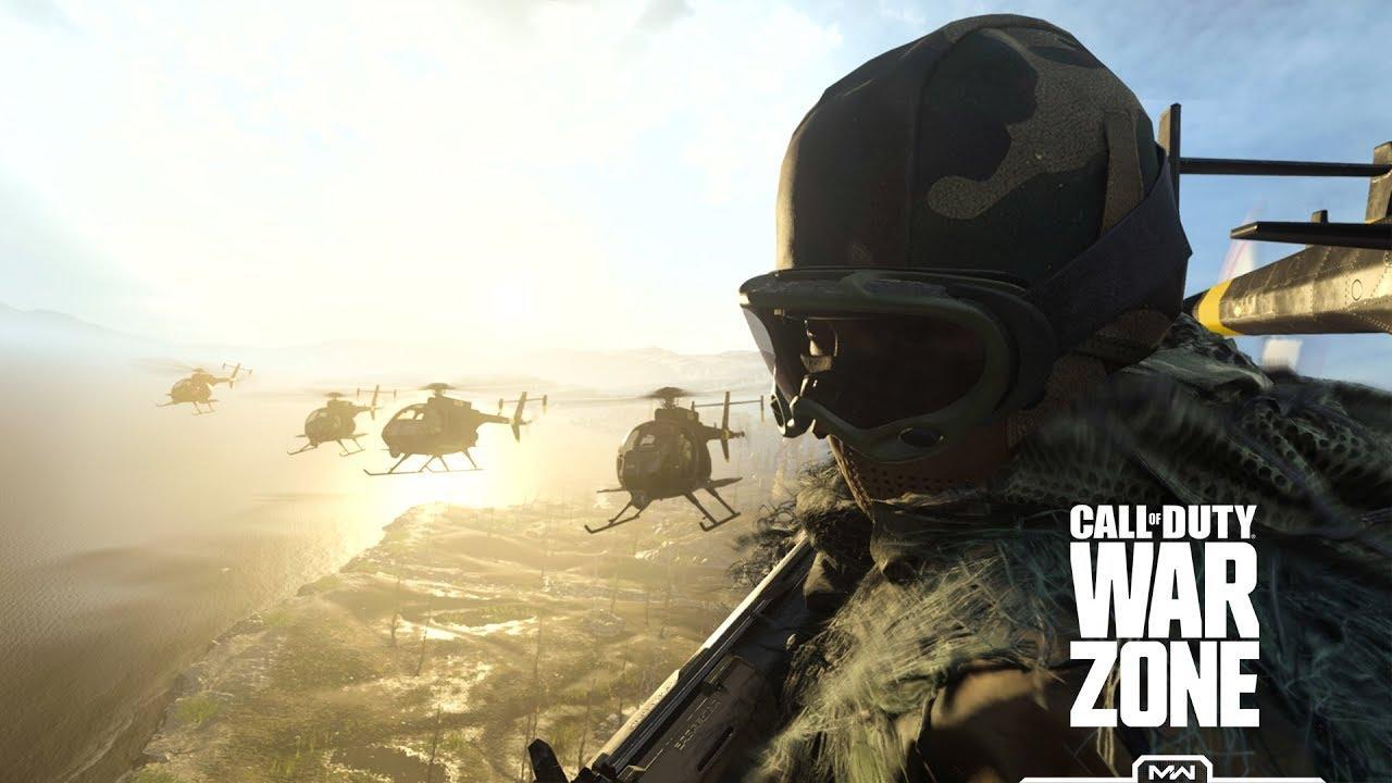 Call of Duty Warzone Telefonlarımıza Gelebilir !