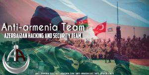 Anti-Armenia Hacker Grubu Ermenistan Sitelerine Savaş Açtı !