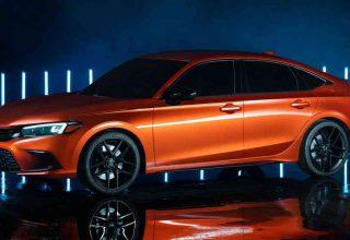 2022 Honda Civic Prototipi Açıklandı: İşte Detaylar