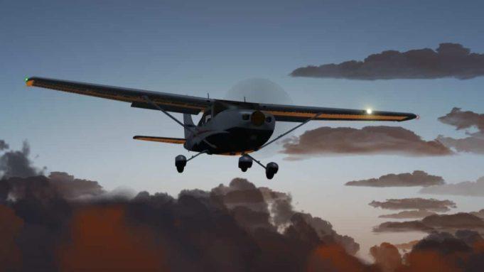 FlightGear 2020.3 LTS Çıktı: Ücretsiz Uçuş Simülatörü