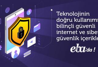 EBA İçin Siber Güvenlik Kategorisi Yenilendi!