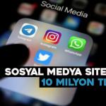 Sosyal Medya Şirketlerine Ceza Kesildi