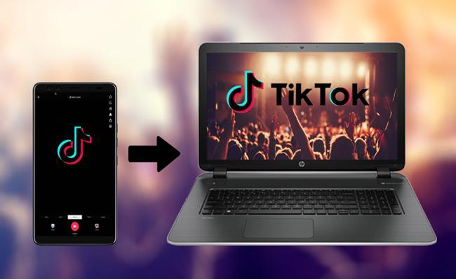 PC ve Macbook'ta TikTok Nasıl Kullanılır?