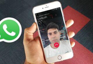 WhatsApp'ta 8 Kişiye Kadar Görüntülü Arama Nasıl Yapılır?