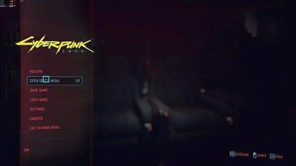 Cyberpunk 2077 Modu