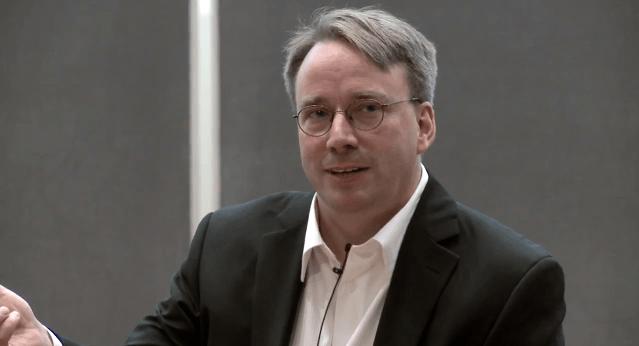 Linus Torvalds ticom