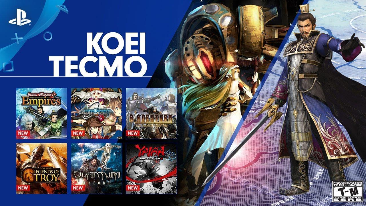 Koei Tecmo Hacklendi Veri İhlali Yaşandı