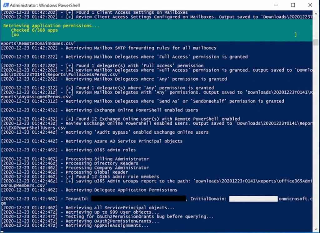 reporting tool for azure