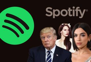 Amerikalı Yıldızların Spotify Hesapları Hacklendi!