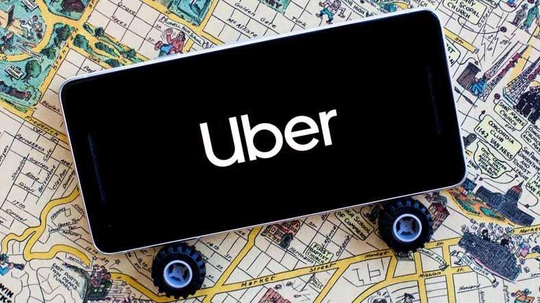 Uber'in Erişim Engeli Kalktı