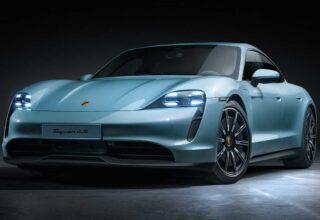 2021 Porsche Taycan Fiyatı ve Özellikleri