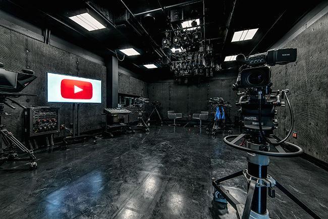 4. YouTube Space NY