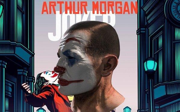 Arthur Morgan joker