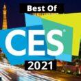 CES 2021 En İyi Otomotiv Teknolojisi Duyuruları
