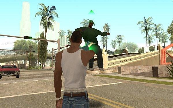Yerçekimi Tabancası Modu GTA SA
