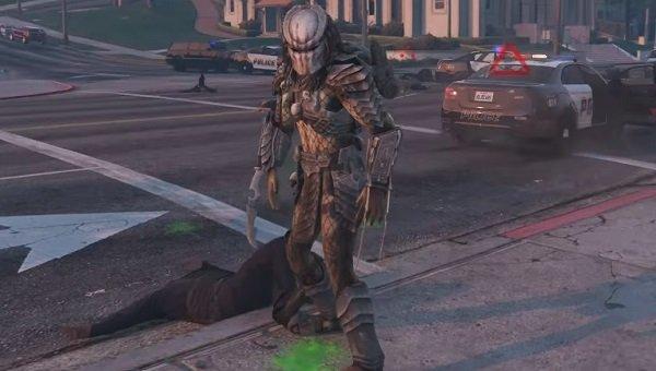 GTA 5 Predator Modu