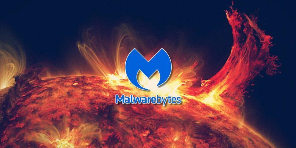 Malwarebytes SolarWinds