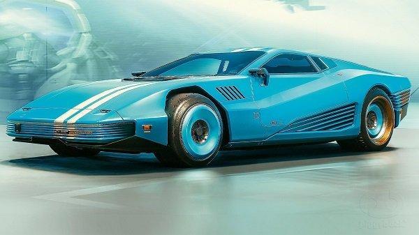 Mobil Cyberpunk 2077 Terbaik