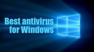 Windows En İyi Antivirüs Programları Testlere Göre