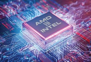 AMD işlemci pazarında Intel'i geride bıraktı