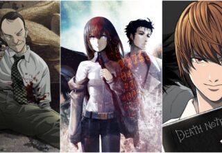 Netflix'teki En İyi Anime Dizileri [2021]