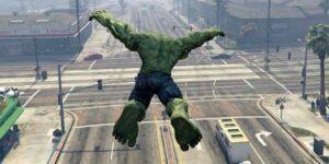 GTA 5 Hulk Modu