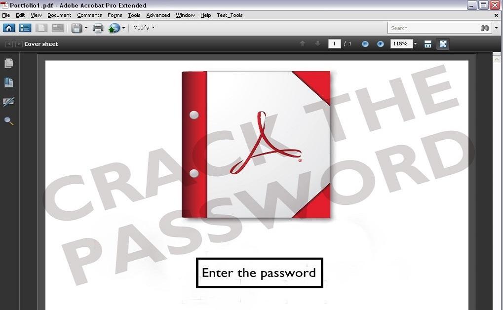 PDF Şifre Kırma Programları