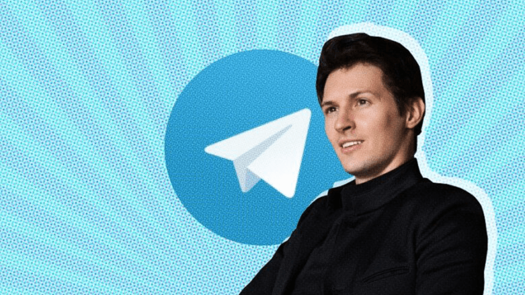 telegramdurovs