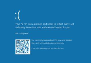 Windows 10 hatası, bu konuma eriştiğinizde bilgisayarınızı çökertiyor