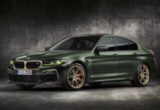 2022 BMW M5 CS İle Tanışın İşte Detaylar