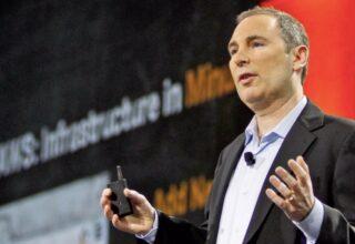 Yeni Amazon CEO'su Kim? Andrew R. Jassey Kimdir?