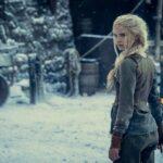 Ciri in The Witcher Season 2